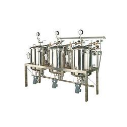 Automatic Soya Milk Machinery