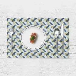 Printed Cotton Placemats