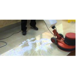 Floor Scrubbing Services
