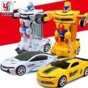 Deform Robot Transformer Car