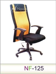 NF-125 Plastic Leg High Back Executive Chair
