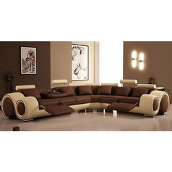 Designer Living Room L Shape Sofa