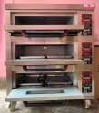 Electric Three Deck Baking Oven