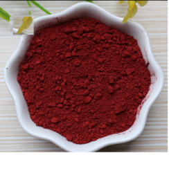 Rose Red Inorganic Pigment