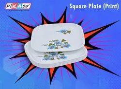 Microwave Printed Plate