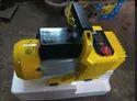 Manual Oil Rotary Vane Vacuum Pump