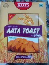 Whole Wheat Aata Toast