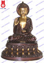 Lord Buddha Blessing Hand with Ring Statue