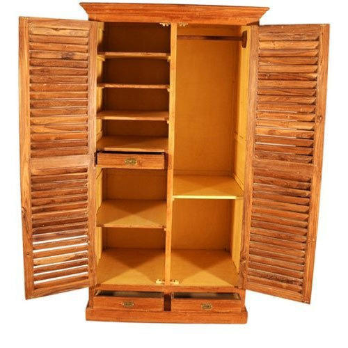 Teak Wood Cupboard at Rs 20000 piece Teak Wood Furniture