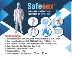 PPE Kit (Personal Protection Safety)