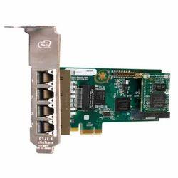 Digium 4 Port PRI Card