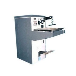 Foot Operated Embossing Machine