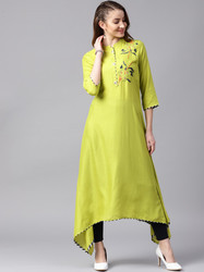 Colorfull Designer Kurties