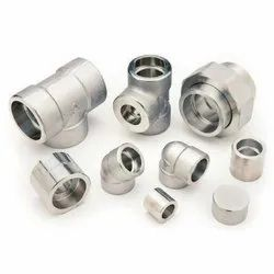 SS SOCKET WELD FITTING, For GAS PIPE, TEE, ELBOW & COUPLER