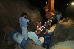 Pipeline Installation Service