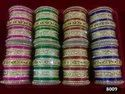Ladies Chuda Ceremony Bangles