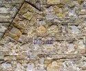 Yellow Rockface Stone Cladding