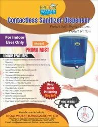 Contactless Sanitizer Dispenser