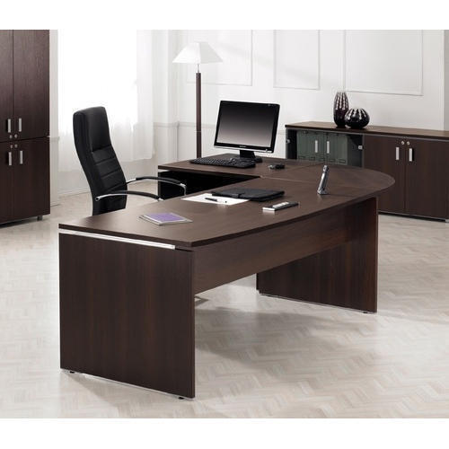 Modern Office Table And Chair Set