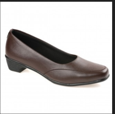 7f3e37a70 Paragon Solea Plus Womens Brown Slip On Shoes and Womens Brown Flats ...