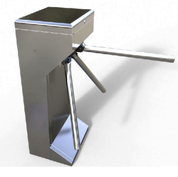 Steel Tripod Turnstile
