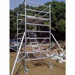 1 Level Aluminium Scaffolding