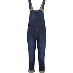 Denim Plain Ladies Dungree