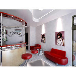 Beauty Parlor Interior Design Services