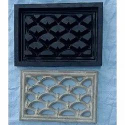 Rubber Ventilation Jali Mould