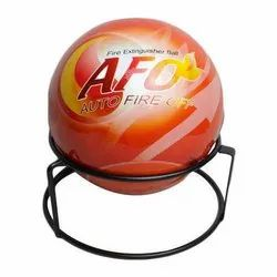 A B C Dry Powder Type Multi-purpose Afo Fire Ball CE Approved, Capacity: 1.3 kg