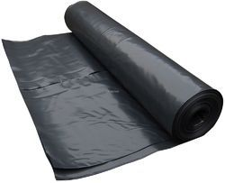 Black LDPE Danage Sheet