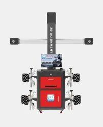 3D Wheel Aligner for Truck