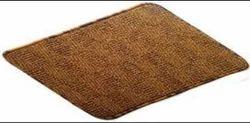 MYSTIQUE Lt Brown Jacquard Doormats