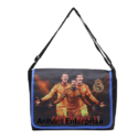 Printed Football Sling Bag