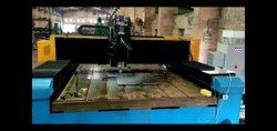 CNC Gantry Type Drilling Machine
