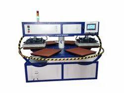 1620 Rotary Heat Press machine