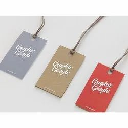 Paper Tags Printing Service