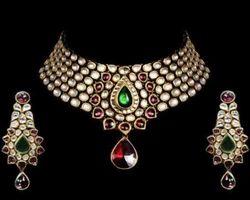 Multi Color Antique Necklace