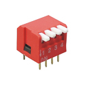 Decimal 2 Pole 5 Way  50 VDC TC -102