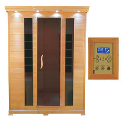 SB-002 Commercial Sauna Room With Oxygen Therapy For 4 Persons