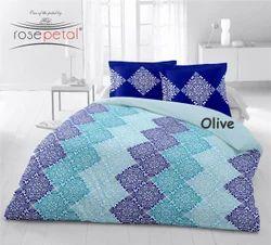 Olive  Bed Sheets Rosepetal