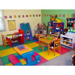 4 Weeks Play School Designing Services, Local