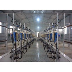 JMD INDIA Swingover Milking Parlor 12 Point