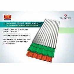 HINALMRFS-01 Hindalco Aluminum Roofing Sheet