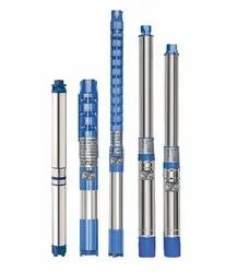 6 M to 250 M Borewell Oil Filled Submersible Pumps