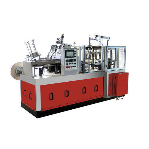 Automatic Tea Disposable Paper Cup Making Machine