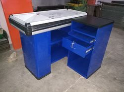 L Shaped Cash Counter