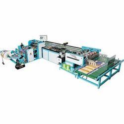 ARM Fully Automatic Auto Bag Conversion Line, Capacity: 80-100 (Pieces per hour)