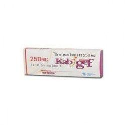 Kabigef Gefitinib 250mg Tablets