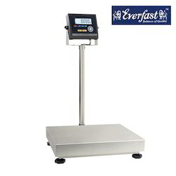 SS Plate Electronic Platform Scale